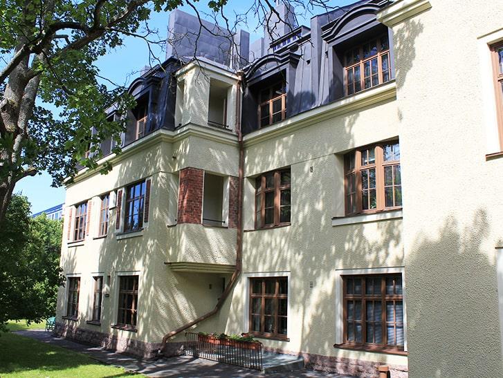 Hernesaarenkatu, Eira, Helsinki
